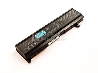 Batería para Toshiba Satellite PA3399U-1BRS, PABAS057, PA3399U-2BAS, PABAS076, PA3399U-1BAS, PA3399U-2BRS