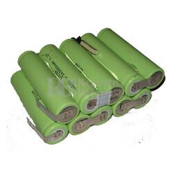 Batería para Trimble 572204270 12 Voltios 3.800 mah