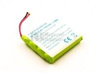 Batería para Vigilabebes Philips SCD48100