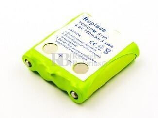 Batería para Walkie Topcom 9100