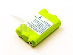 Batería para Walkie Topcom Twintalker 3700, NiMH, 3,6V, 700mAh, 2,5Wh