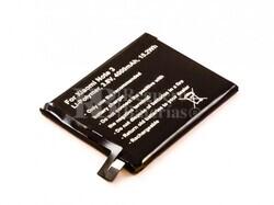 Bater�a para Xiaomi Note 3, Li-Polymer, 3,8V, 4000mAh, 15,2Wh