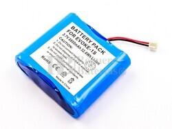Bater�a Pure EVOKE-1S, EVOKE Flow, Li-ion, 3,7V, 8800mAh, 32,6Wh, para PDAS