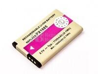 Batería PX1685 para cámaras Toshiba Camileo S20