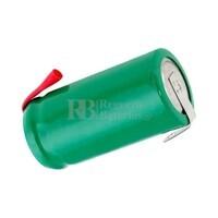 Batería R14 1.2 Voltios 4.500 mAh con Lengüetas