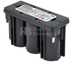Batería Recargable Cyclon 6 Voltios 2.5 Ah Conexión Rápida 0819-0012