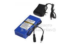 Bateria Recargable de Litio 12 Voltios 6.8 Amperios 115x55x20 mm
