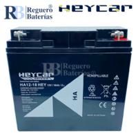 Bateria SAI 12 Voltios 18 Amperios HA12-18