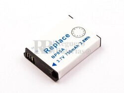Batería BP-85A, SLB-85A para cámaras Samsung WB210, ST205F, ST201F, ST201, ST200F, ST200, SH100, PL211, PL210