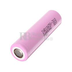 Batería Litio INR18650 Samsung 30Q 15Amperios