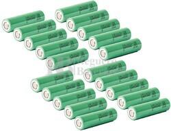 Batería Samsung INR18650 25R Caja 20 Unidades