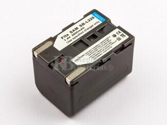 Bateria SB-L220 para camaras Samsung