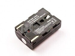 Batería SB-L70 para cámaras Samsung VP-D33I, VP-D34, VP-D340, VP-D340I, VP-D34I, VP-D380, VP-D380I,