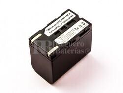 Bateria SB-LSM330, Li-ion, 7,4V, 3300mAh, 24,4Wh para camaras Samsung