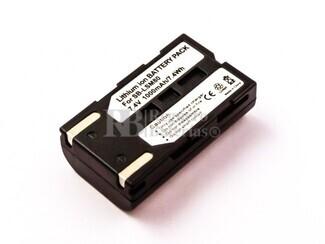 Bateria SB-LSM80, Li-ion, 7,4V, 1000mAh, 7,4Wh para camaras Samsung