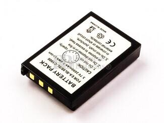 Batería Sharp Zaurus SL-C1000, SL-C3000, SL-C3100, para PDA