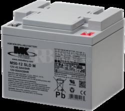 Batería Silla de Ruedas MK M5012SLD M 12V 50A