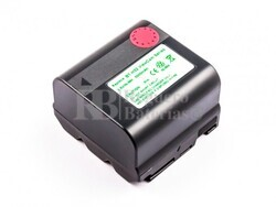 Bateria similar SHARP BT-H32, NiMH, 3,6V, 5000mAh, 18,0Wh