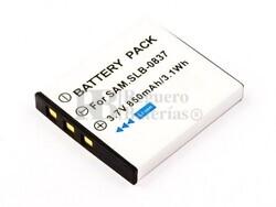 Bateria SLB-0837 para camaras Samsung, Konica , Minolta..