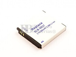 Batería SLB-0937 para Samsung ST10, PL10, NV4, NV33, L830, L730, I8, CL5