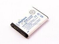 Batería SLB-1137D4  para  Samsung NV11, NV24HD, NV30, NV40, TL34HD, NV106 HD