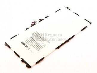 Batería SM-P600 Compatible para teléfonos Samsung Galaxy Note 10.1 edición 2014 3,8V, 8220mAh, 31,2Wh