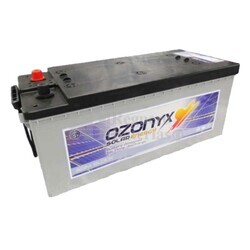 Batería Solar 12 Voltios 170 Amperios Sin Mantenimiento Ozonyx