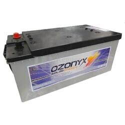 Batería Solar 12 Voltios 195 Amperios Sin Mantenimiento Ozonyx