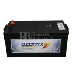 Batería Solar 12 Voltios 250 Amperios Sin Mantenimiento