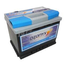 Batería Solar 12 Voltios 65 Amperios Alta Descarga Ozonyx