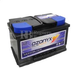 Batería Solar 12 Voltios 85 Amperios Sin Mantenimiento