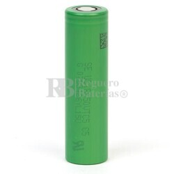 Batería VTC5 18650 2.600 mAh 30 Amperios