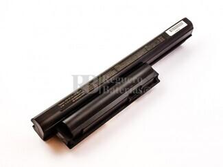Bater�a SONY VGP-BPL26, Li-ion, 11,1V, 6600mAh, 73,3Wh, black