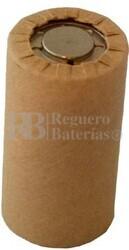 Batería SubC 1.2 Voltios 1,9 Amperios sin lengüetas