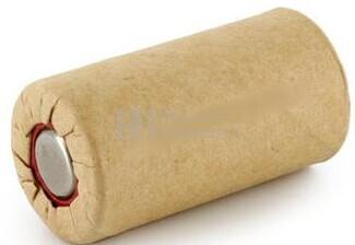 Batería Sub C 1.2 Voltios 3.300 mah sin lengüetas