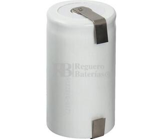 Batería Sub-C 1.500 mAh para reparación de pack de baterías con lengüetas