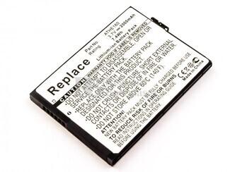 Batería T-MOB Ameo, Li-ion, 3,7V, 2000mAh, 7,4Wh