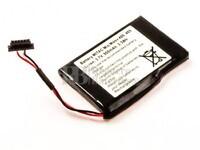 Batería para GPS Mitac Mio Moov 400, 405