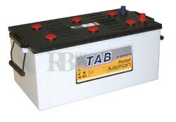 Bateria TAB Motion 160 Amperios 12 Voltios Monoblock Placa Plana