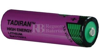 Bateria Tadiran SL-360-S AA 3,6 Voltios 2,4 Amperios