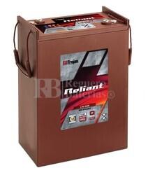 Batería Trojan L16-AGM 6 Voltios 370 Amperios C20 296 x 176 x 417mm