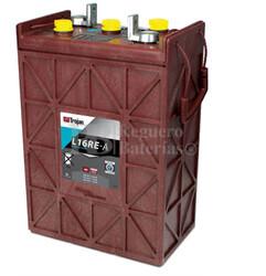 Batería Trojan L16RE-A Plomo abierto 6 Voltios 325 Amperios C20 296 x 177 x 446mm