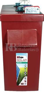Batería Trojan SIND 04 1685 4 Voltios 1293 Amperios C20 567 x 262 x 610mm