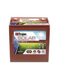Batería Trojan Solar AGM SAGM 08 165 8 Voltios 165 Amperios C20 262 x 179 x 237mm