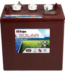 Batería Trojan Solar Signature SSIG 06 235 6 Voltios 214 Amperios C20 262 x 181 x 273mm