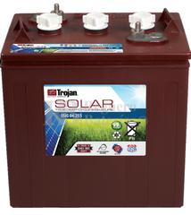 Batería Trojan Solar Signature SSIG 06 255 6 Voltios 229 Amperios C20 262 x 181 x 273mm