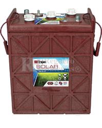 Batería Trojan Solar Signature SSIG 06 375 6 Voltios 336 Amperios C20 296 x 176 x 365mm