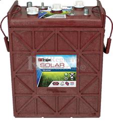 Batería Trojan Solar Signature SSIG 06 405 6 Voltios 366 Amperios C20 296 x 176 x 365mm