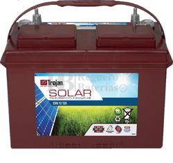 Batería Trojan Solar Signature SSIG 12 120 12 Voltios 107 Amperios C20 326 x 168 x 247mm