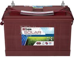 Batería Trojan Solar Signature SSIG 12 145 12 Voltios 132 Amperios C20 354 x 171 x 256mm